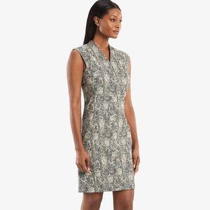 MM LaFleur The Aditi Dress — Crackle